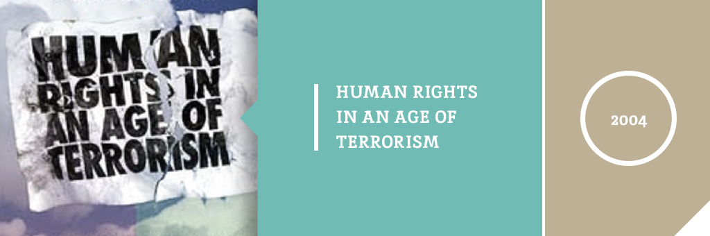 HRTS in an Age of Terrorism