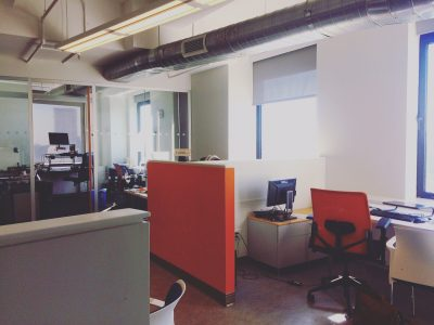Picture of office space