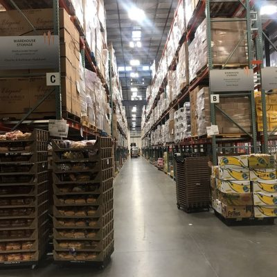 Connecticut Food Bank Warehouse