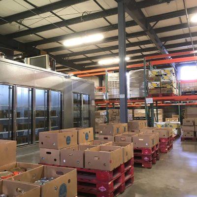 CTFB Bridgeport Warehouse Pop Up Distribution