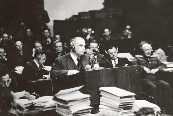Thomas J Dodd Nurembourgh Trials