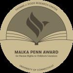 Malka Penn Award seal
